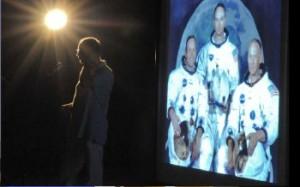 Attilio Bogi parla della spedizione lunare